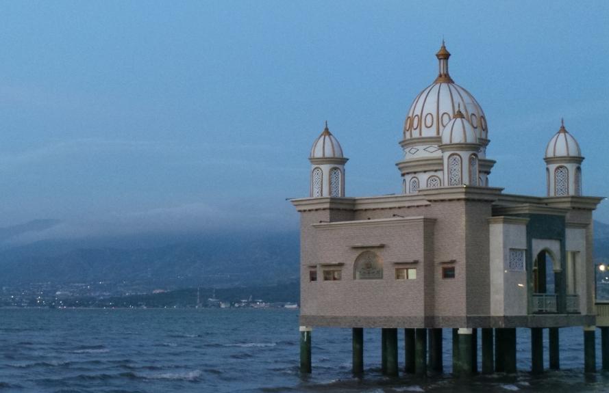 Tempat Wisata Berada Palu Nomor Bikin Tertarik Pikiran Kota Tidak