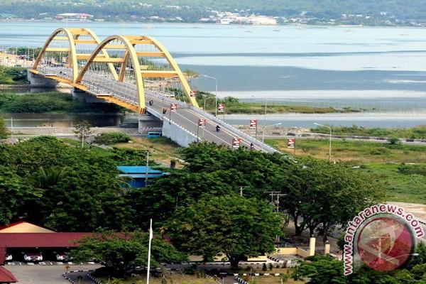 Jembatan Iv Kota Palu Antara News Sulawesi Tengah