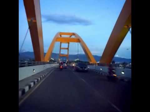 Jembatan Kuning Sulawesi Tengah Palu Youtube Iv Kota