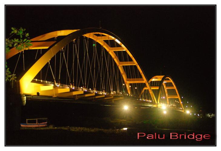 Jembatan Lere Palu Barat Sulawesi Tengah Indonesia Mapio Net Iv