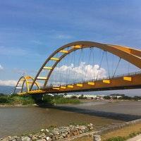 Jembatan Palu Iv Bridge Photo Iphone 9 20 2014 Kota