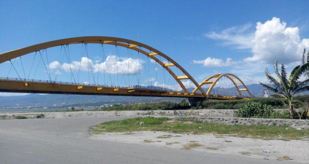 Jembatan Palu Iv Lengkung Pertama Indonesia Berita Daerah Kota