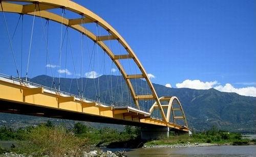 Jembatan Sejarah Bersejarah Ponulele Selayang Pandang Kota Iv Palu