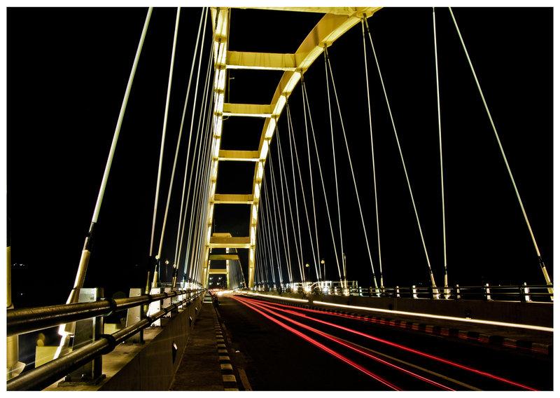 Jembatan Teluk Iv Kota Palu