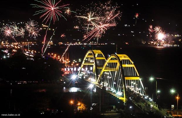 Kota Palu Wikipedia Bahasa Indonesia Ensiklopedia Bebas Jembatan Iv