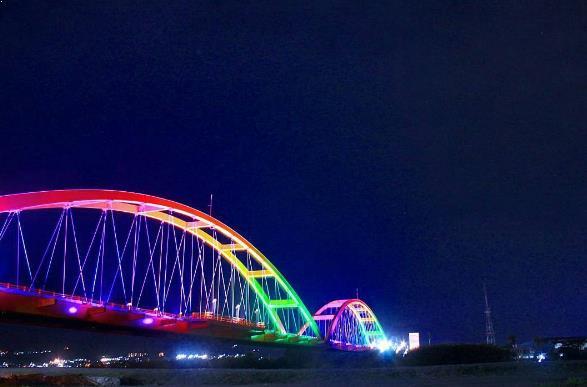 Rekomended 17 Tempat Wisata Palu Sulawesi Tengah Jembatan Iv Kota