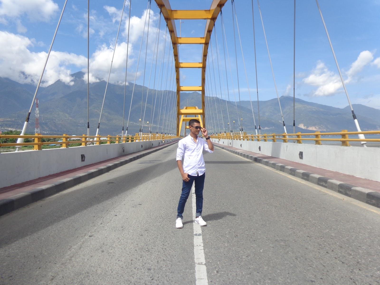 Sulawesi Tengah Palu Radi Explorer Jembatan Iv Ponulele Sebuah Terletak