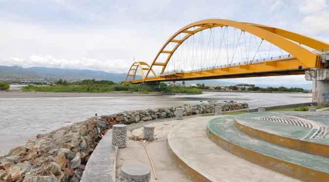 Tempat Wisata Palu Sulawesi Tengah Terbaru 2018 Indah Jembatan Iv