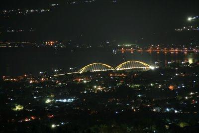Wisata Palu Galeri Nusantara Jembatan Iv Sebuah Terletak Kota Sulawesi