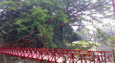 Jembatan Sejarah Bersejarah 2014 Mitos Pohon Jodoh Cinta Merah Kota