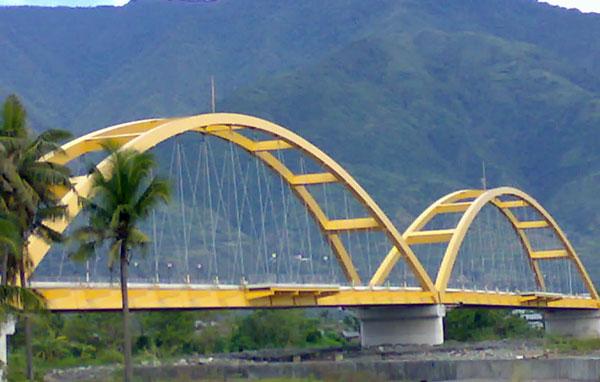 Palu Sulawesi Tengah Simply Words Area Jembatan Iv Merah Kota