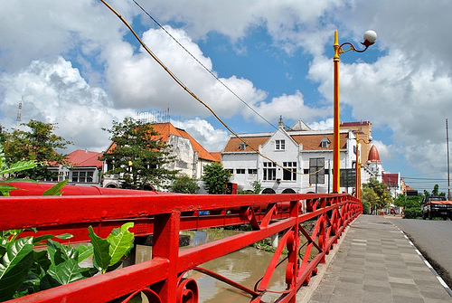 Surabaya Traveling Hemat Nusantara Kita Lebih Mengenal Jembatan Merah Sebagai