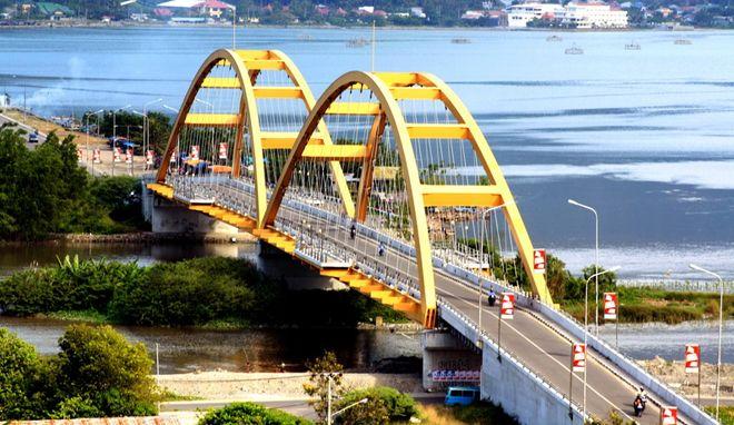 Tempat Wisata Kota Palu Sekitarnya Forum Sebelah 94 Jpg Jembatan