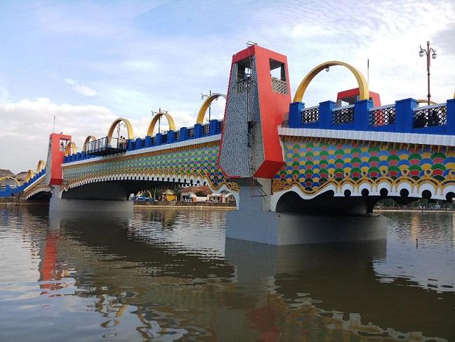 Travelplusindonesia Inilah Wajah Jembatan Wisata Brendeng Ikon Barunya Kota Tangerang