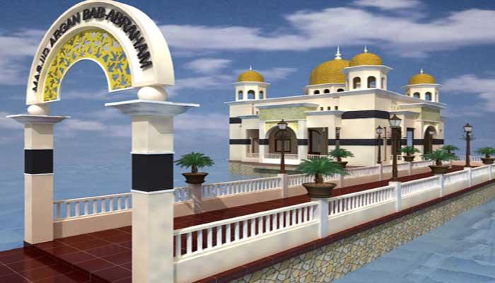 Jelajahi 10 Tempat Wisata Andalan Kota Palu Reygian Indonesia Masjid