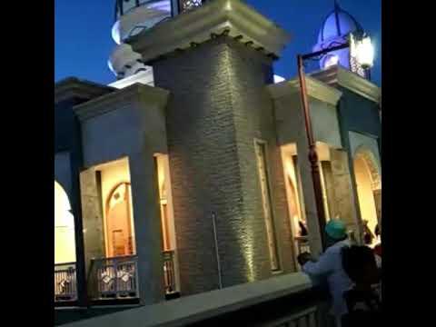 Masjid Apung Kota Palu Sulteng Youtube