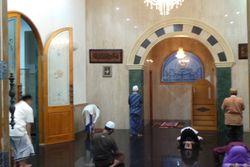 Palu Punya Masjid Terapung Kubah 7 Warna Terkenal Afif Detiktravel