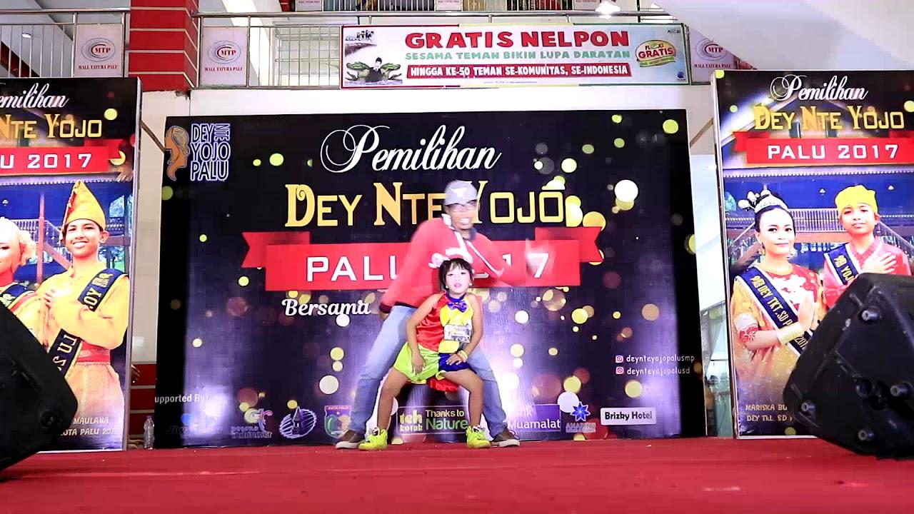 Dinamika Kids Adinda Menunjukan Bakat Event Pemilihan Dey Nte Yojo