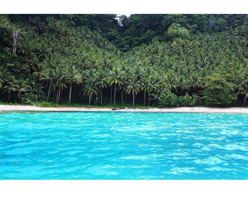 Koleksi Foto Spot Wisata Kota Palu Sekitarnya Unikpalu Pantai Dusun