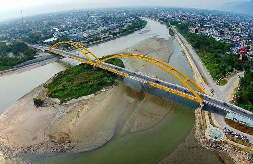 March 2018 Belajar Berenang Mudah Gampang Jembatan Iv Kota Palu
