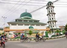 Palu Barat Wisata Religi Masjid Jami Saksi Bisu Syiar Islam