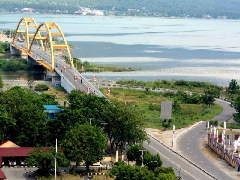 Palu City Indah Setio Nengsih Images Taman Ntovea Kota