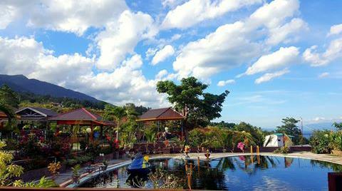Pesona Wisata Sate Mobil Bukit Indah Kanuna Panorama Taman Ntovea