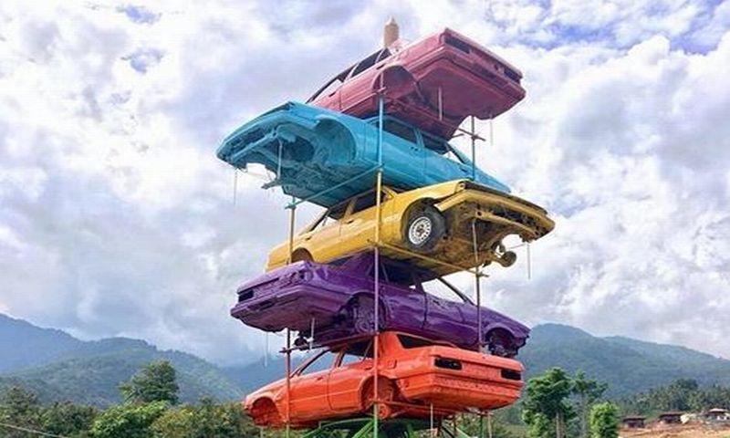 Sate Mobil Objek Wisata Tengah Hits Palu Okezone Lifestyle Https