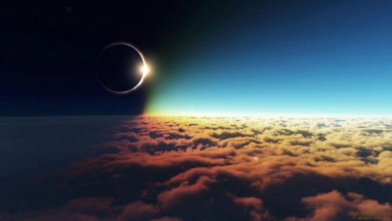 Destinasi Terenjoy Nikmati Gerhana Matahari Total Indonesia Https Img Okeinfo