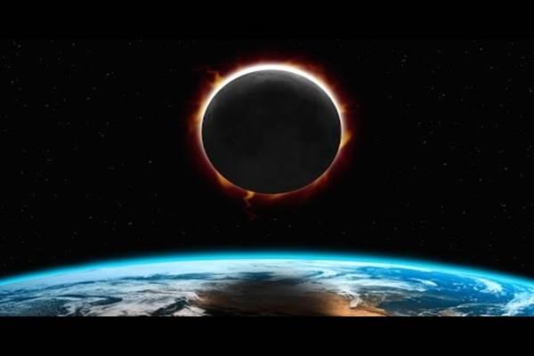 Gerhana Matahari Total Terjadi 600 Juta Earthsky Org Tugu Kota