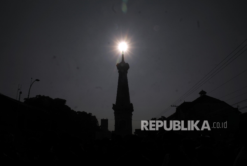 Gmt Berakhir Kemenristekdikti Tekankan Penelitian Terkait Fenomena Tugu Yogyakarta Nampak