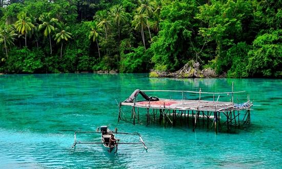 Tempat Wisata Menawan Sulawesi Tengah Eloratour Daftar Kabupaten Banggai Kepulauan