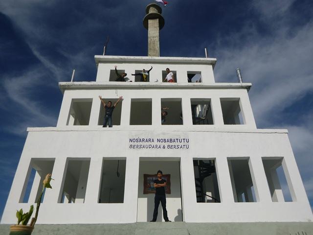 Gaung Gong Perdamaian Sulawesi Tengah Foottrip Nosarara Nosabatutu Film Raid