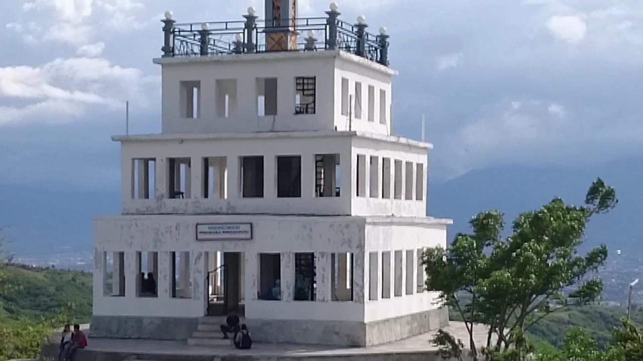 Gong Perdamaian Tugu Dwikora Palu Sulawesi Tengah 3 Youtube Nosarara