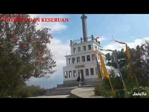 Keindahan Tugu Perdamaian Monumen Nosarara Nosabatutu Kota Palu Sulawesi Tengah