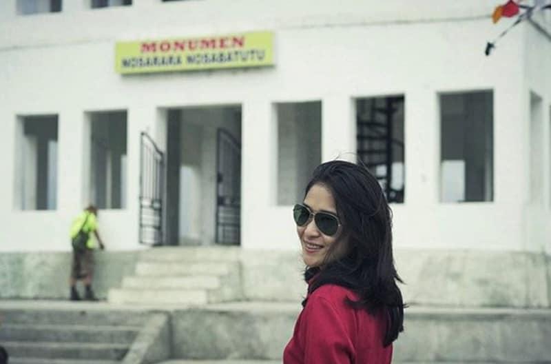 Mengunjungi Tugu Perdamaian Nosarara Nosabatutu Palu Instagramable Kumparan Kota