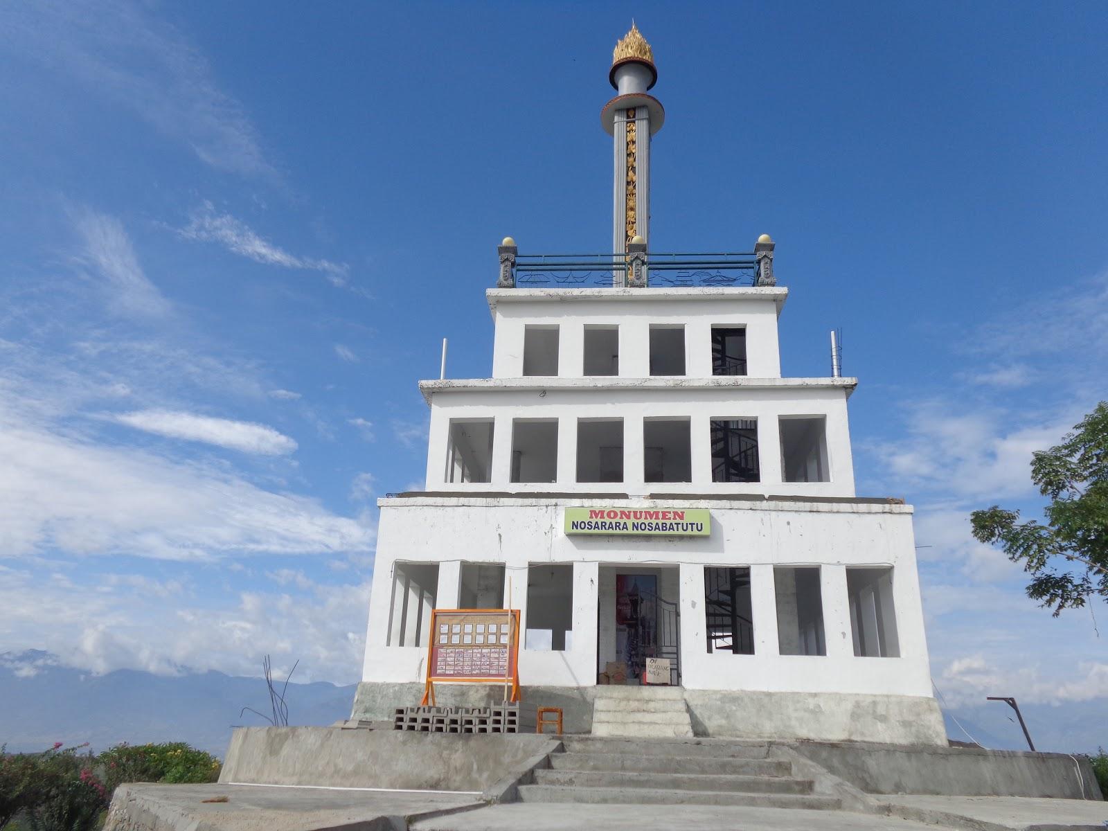 Sulawesi Tengah Palu Radi Explorer Mengunjungi 8 Tempat Wisata Salah