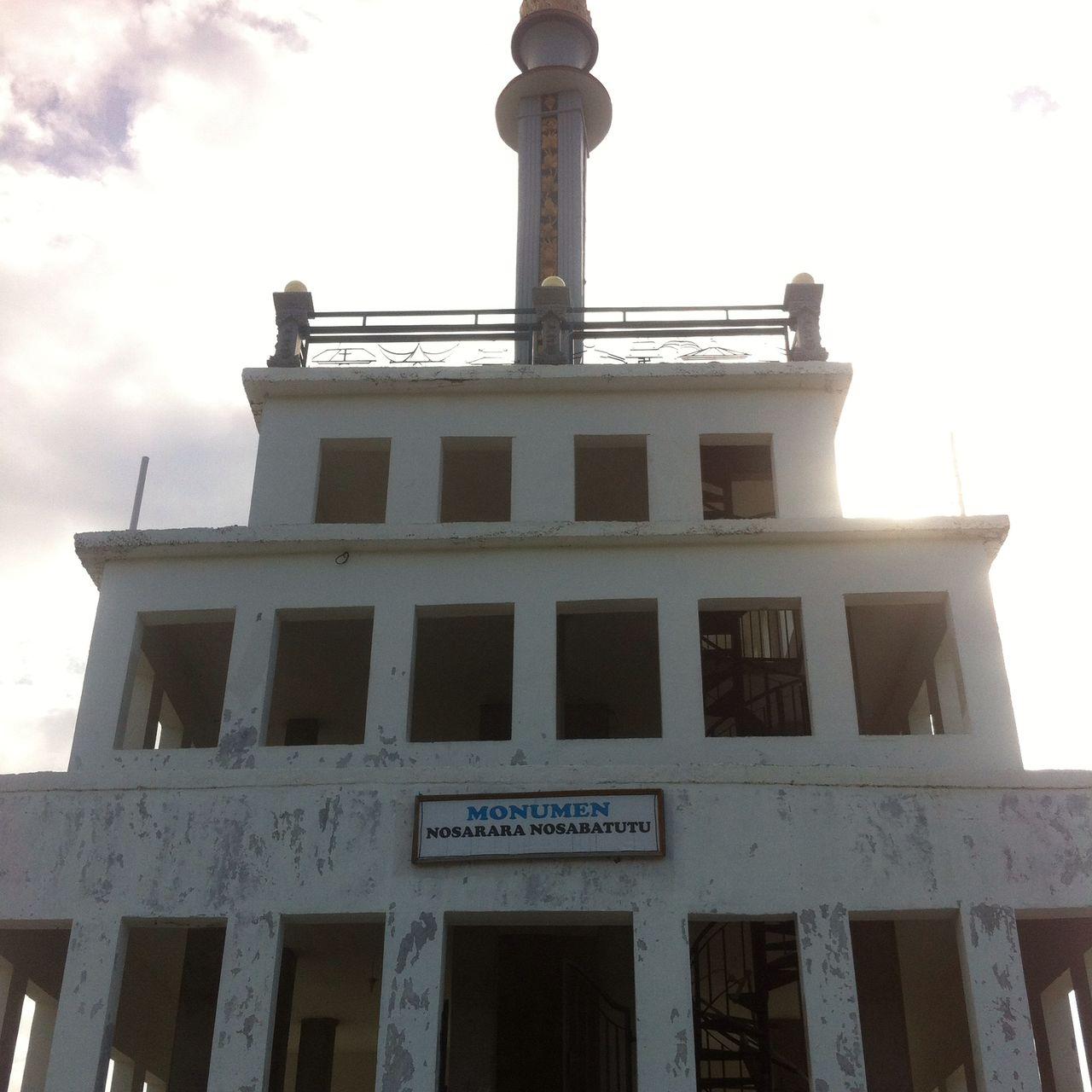 Taman Edukasi Monumen Perdamaian Nosarara Nosabatutu Palu 4 Tugu Kota