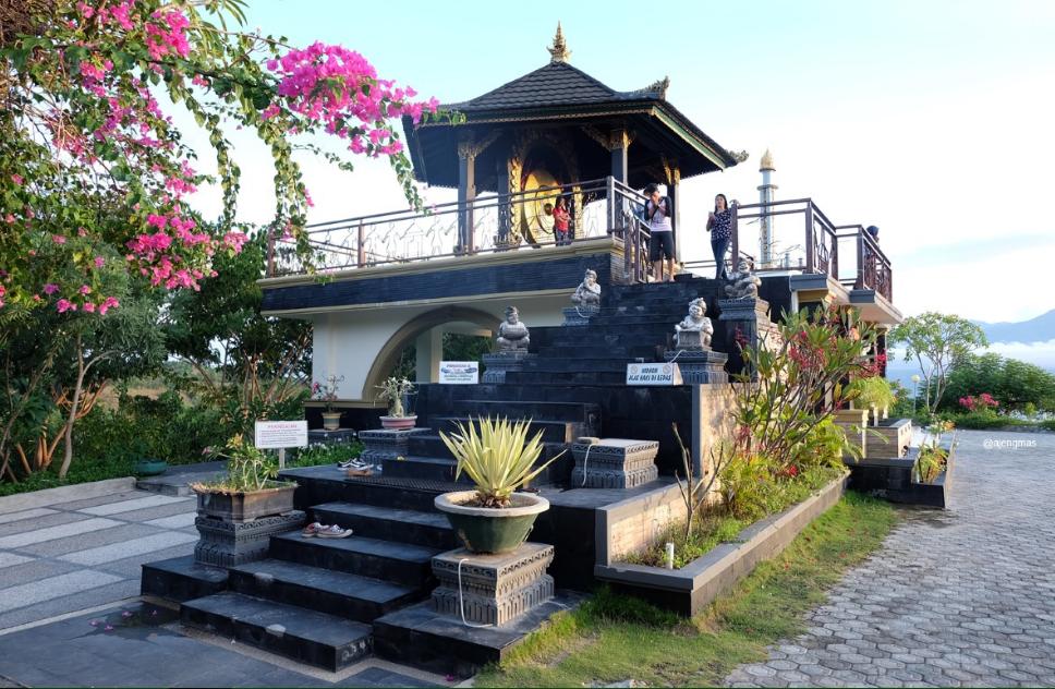 Tempat Wisata Berada Palu Nomor Bikin Tertarik Tugu Perdamaian Nosarara