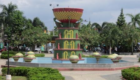 Alun Aun Taman Merdeka Radarbangka Id Jadiberita Kota Pangkalpinang