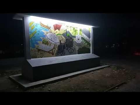 Alun Taman Merdeka Kota Pangkalpinang Bangka Youtube