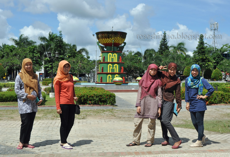 Bangka Belitung Sih Kota Pangkalpinang Alun Taman Merdeka