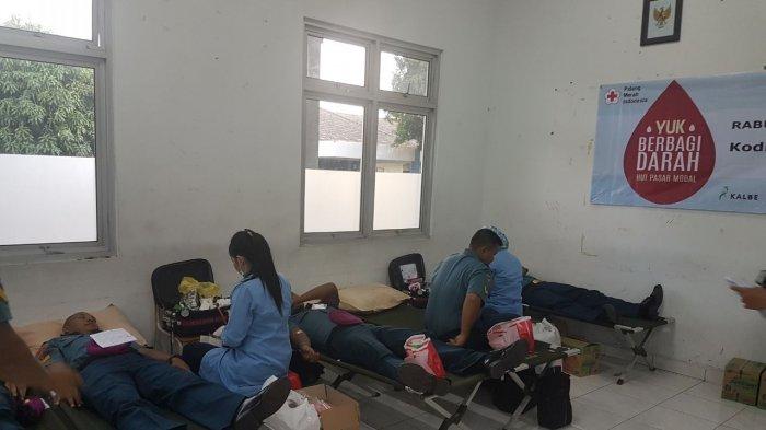 Bei Pangkalpinang Gelar Aksi Donor Darah Taman Merdeka Bangka Pos