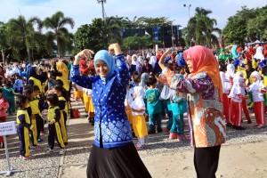 Perayaan Hut 11 Himpaudi Kota Pangkalpinang 2016 Iwan5178 Iwan5180 Iwan5181
