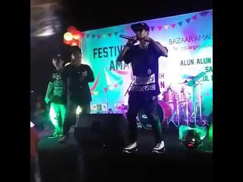 Pinzy Live Performance Ps Alun Taman Merdeka Pangkalpinang Youtube Kota