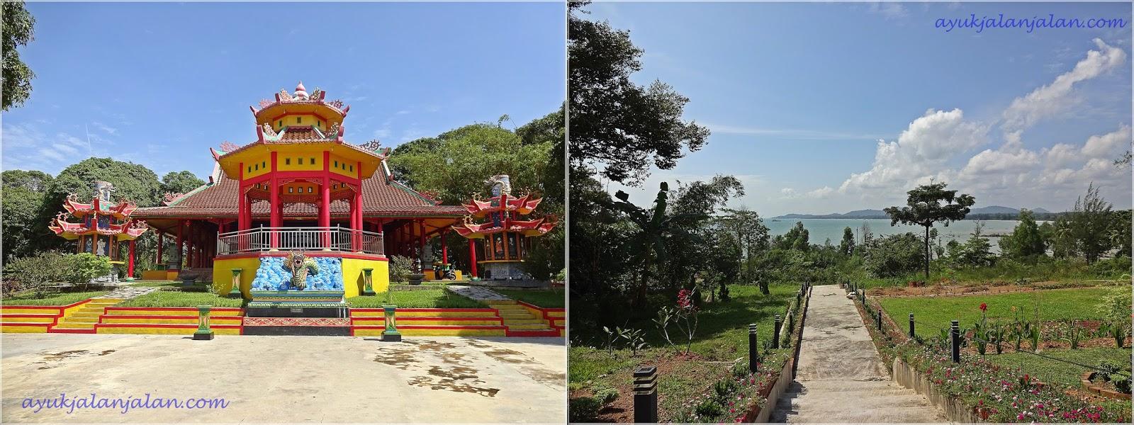 Ayuk Jalan Bangka Part 3 Terletak Kawasan Pantai Tanjung Bunga