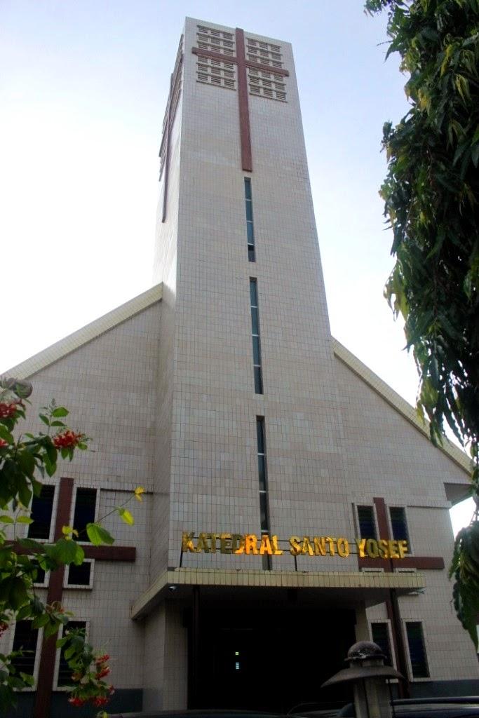 Badan Penghubung Provinsi Kepulauan Bangka Belitung Masjid Jami Klenteng Kung