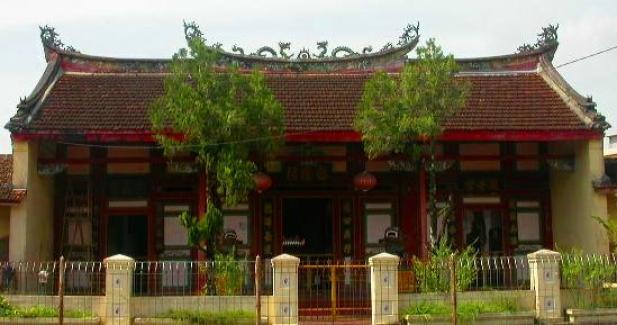 Destinasi Visit Bangka Belitung Kelenteng Toapekong Belinyu Dewi Laut Kota