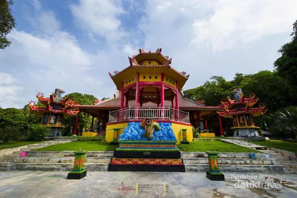 Menengok Bangka Pulau Sejuta Vihara Dewi Laut Kelenteng Kota Pangkalpinang