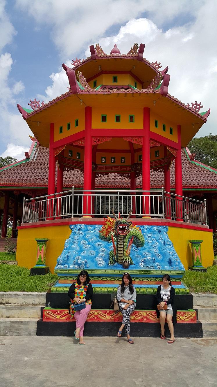 Tara Blog Happy Long Weekend Bangka Belitung Klenteng Dewi Laut